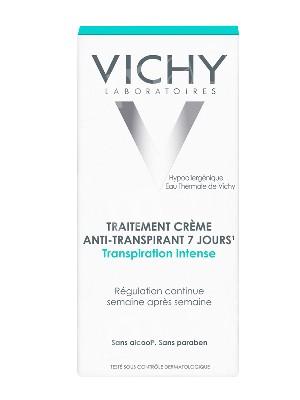 Vichy tto antitranspirante eficacia 7 dias crema