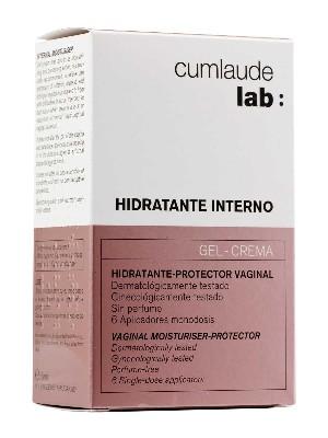Cumlaude hidratante interno 6 ml 6 monodosis