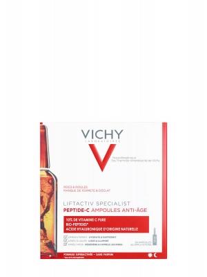 Vichy liftactiv peptide-c ampollas antiedad 30 ampollas