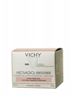 Vichy neovadiol rose platinium crema noche 50 ml