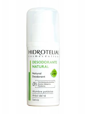 Desodorante en spray natural plus de hidrotelial, 75 ml