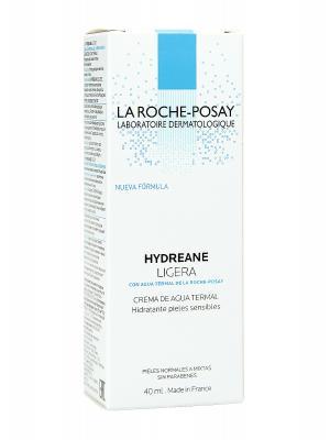 Hydreane ligera 40 ml roche posay