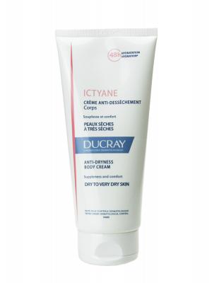 Ducray ictyane crema piel seca 200 ml