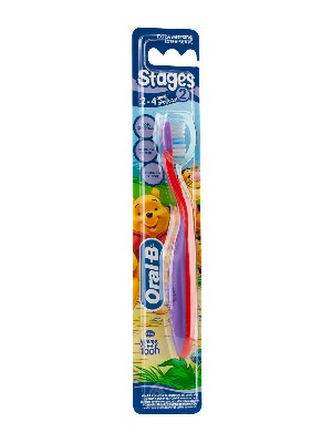 Oral-b cepillo dental infantil stages 2
