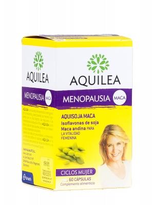 Aquilea menopausia aquisoja maca 60 cápsulas