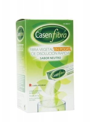 Casenfibra fibra vegetal en polvo sabor neutro 14 sticks