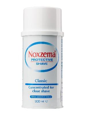 Noxzema espuma de afeitar blanco 300  ml