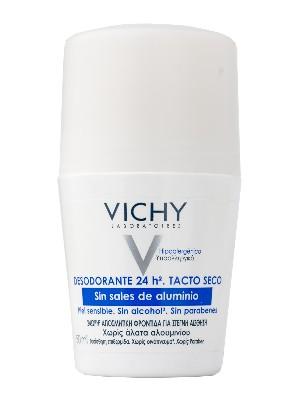 Vichy desodorante sin aluminio 24h 50ml