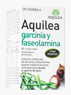 Garcinia y faseolamina aquilea 90 comprimidos