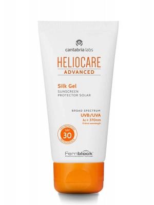 Heliocare advanced silk gel spf 30 50 ml
