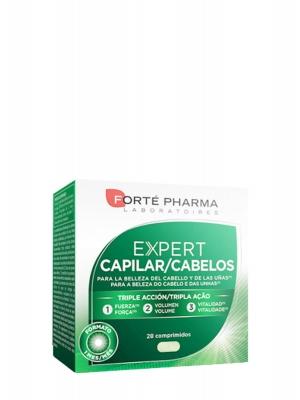 Forte pharma expert capilar 28 comprimidos