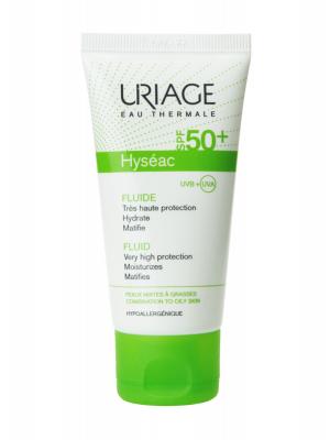 Uriage hyséac fluido solar spf 50+ 50 ml