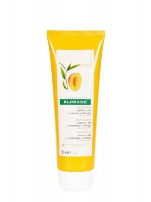 Klorane crema día a la manteca de mango 125 ml