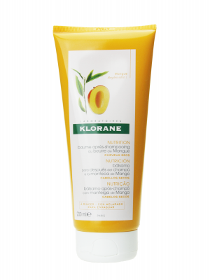 Klorane bálsamo desenredante manteca mango 150 ml