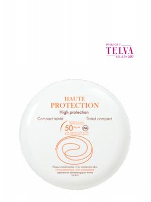 Avène maquillaje compacto dorado spf 50+ 10 g
