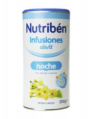 Nutriben alivit noche 200 gr
