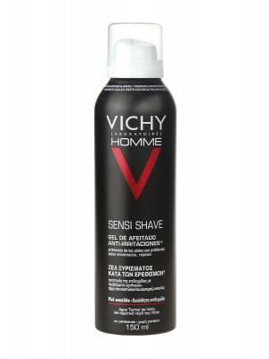 Vichy homme gel-crema de afeitado sin jabon