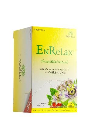 Enrelax infusión relajante, 10 sobres 15 g