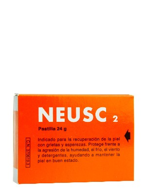 Neusc-2 24 g pastilla lapiz