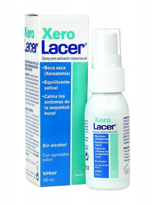 Lacer xerolacer colutorio spray 25 ml