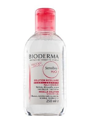 Bioderma sensibio h2o agua micelar 250 ml.