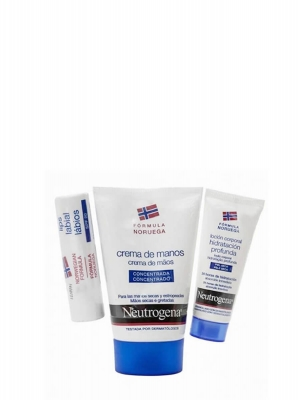 Neutrogena crema de manos concentrada 50 ml