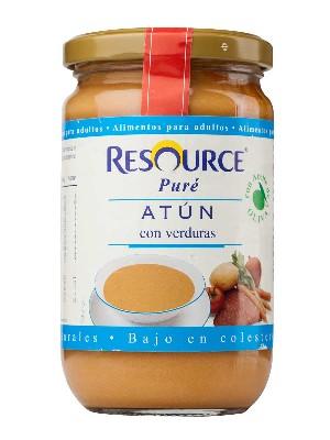 Resource pure de atun con verdura 300 gr