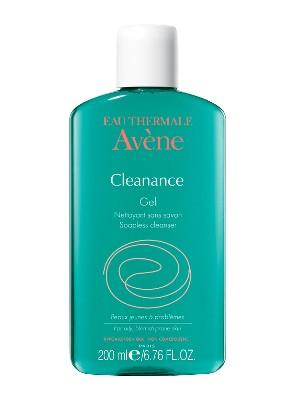 Gel limpiador cleanance avène, 200 ml