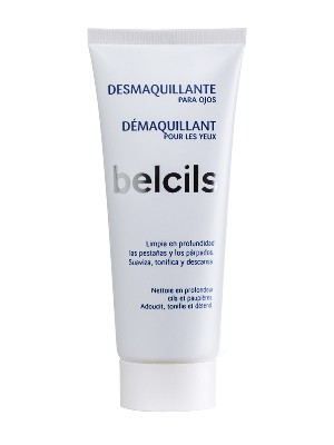 Gel desmaquillante ojos gel 75 ml belcils