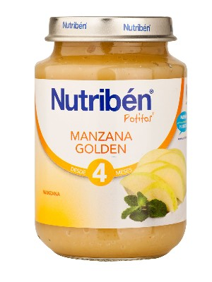 Nutriben manzana junior 200 g