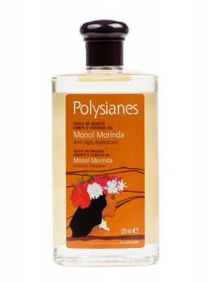 Polysianes aceite de belleza monoï morinda 125ml