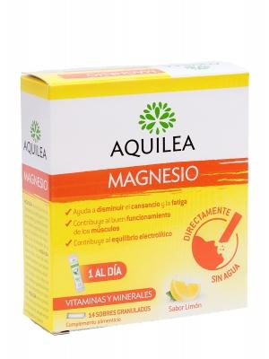 Aquilea magnesio 14 sobres granulados