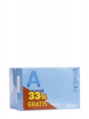 Aquoral duplo 30 monodosis + 30 monodosis
