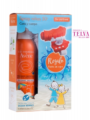 Spray spf 50+ niños avène, 200 ml