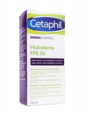 Cetaphil dermacontrol hidratante spf30 118ml