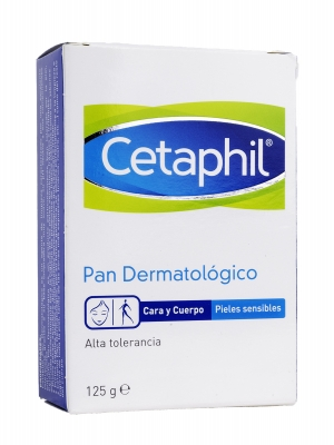 Cetaphil pan dermatológico 125 g
