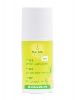 Weleda desodorante en roll-on citrus 50ml.