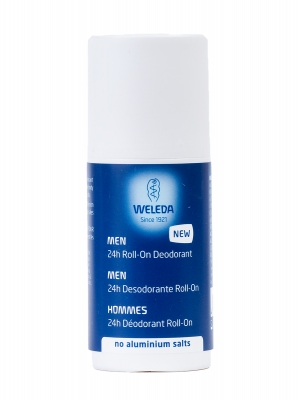 Weleda desodorante en roll-on  para hombre 50ml.