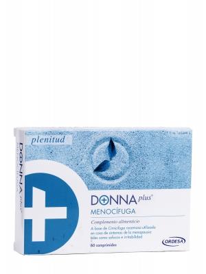 Donna plus menocifuga 60 comprimidos