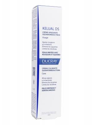 Ducray ® kelual ds crema 40 ml.
