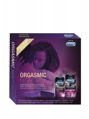 Durex orgasmic night box