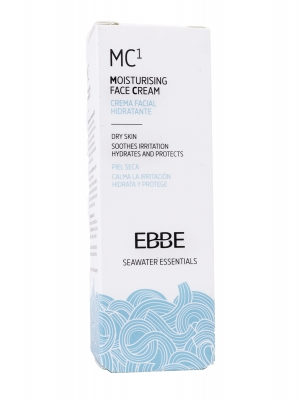 Ebbe crema  facial hidratante 50 ml mc1
