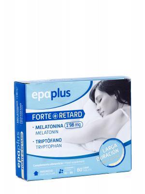 Epaplus melatonina forte  retard 60 comprimidos