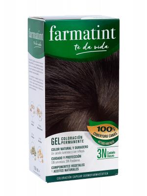Farmatint 3n castaño oscuro 135 ml