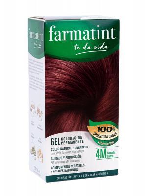 Farmatint 4m castaño caoba 135 ml