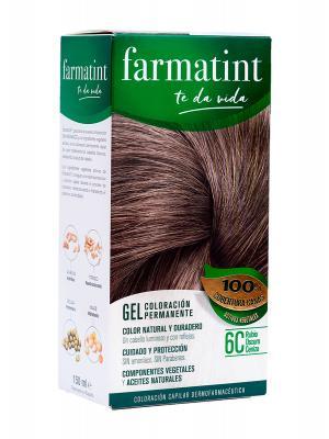 Farmatint 6c 135 ml rubio oscuro ceniza