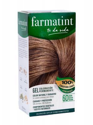 Farmatint 6d rubio oscuro dorado