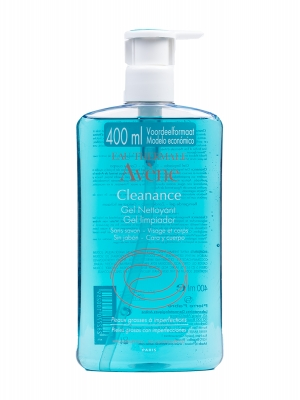 Avene cleanance gel limpiador 400ml
