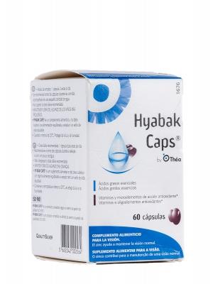 Hyabak ® 60 capsulas de thea.