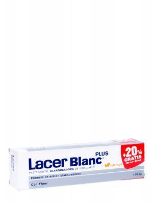 Lacer pasta blanqueadora blanc plus d-citrus 125 ml
